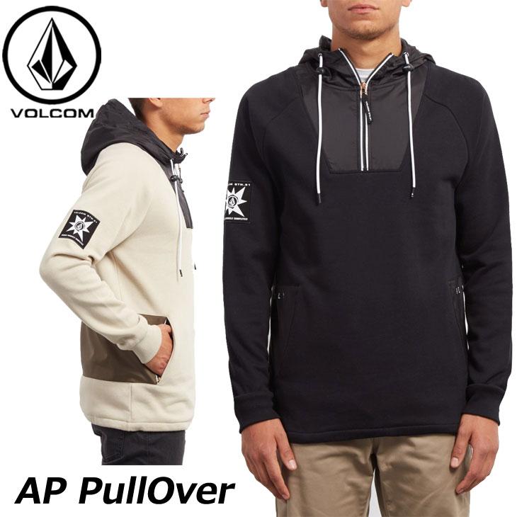 volcom ボルコム パーカー AP Pullover P/O メンズ A4131850 ship1