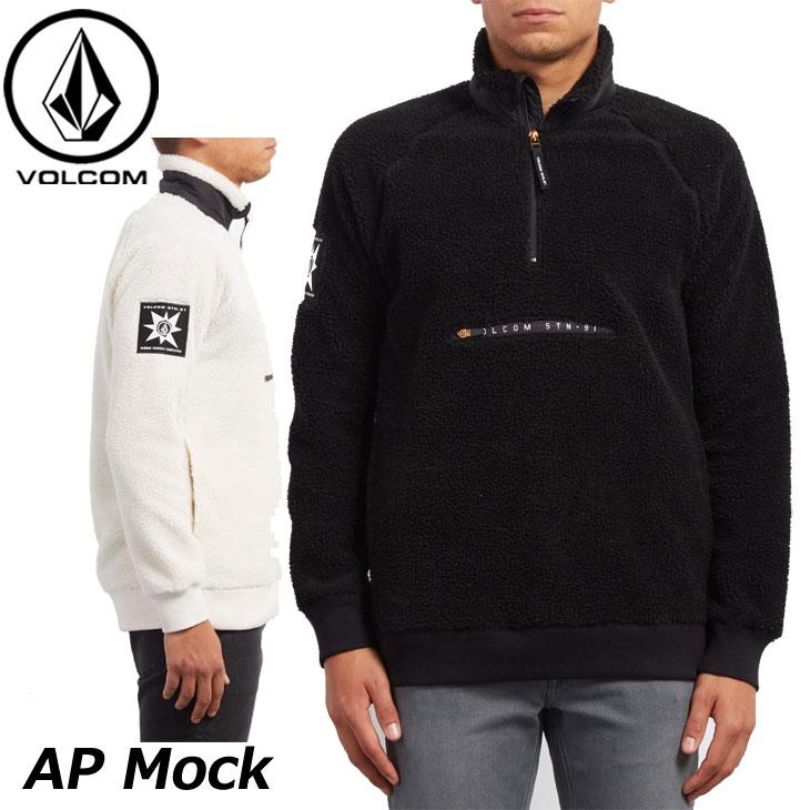 volcom ボルコム フリース AP Mock メンズ A4631850 ship1