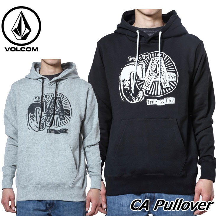 volcom ボルコム パーカー CA Pullover メンズ A41418JB JapanLimited 【返品種別OUTLET】