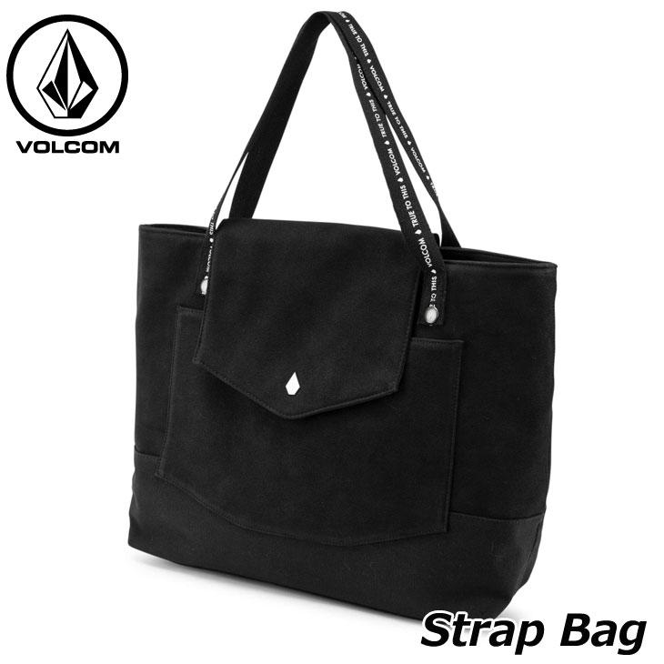 volcom ボルコム レディース トートバッグ Strap Bag E6411954 【返品種別OUTLET】