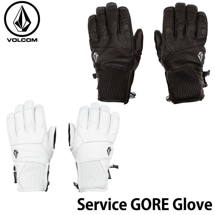 ボルコム 最安値挑戦 volcom クローブ お中元 スノー 19-20 VOLCOM メンズ Service 返品種別OUTLET Glove Gore-Tex グローブMens J6852000