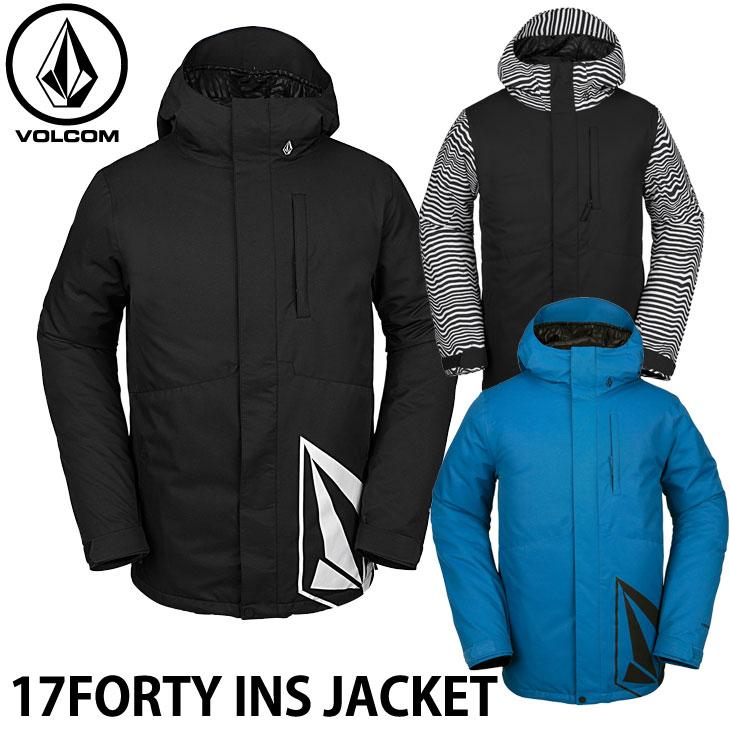 19-20 ボルコム VOLCOM 17 FORTY INS JACKET 17フォーティーインスジャケット G0452010 予約販売品 ship1