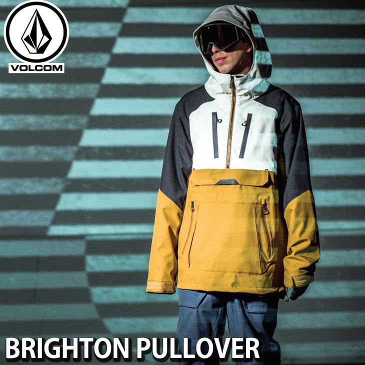 19-20 ボルコム VOLCOM BRIGHTON PULLOVER ブライトンプルオーバー G0652005 予約販売品 ship1
