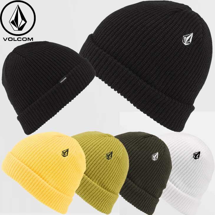 VOLCOM ボルコム ニット帽 ビーニー 高品質新品 21-22 高い素材 メンズ 予約販売品 SWEEP J5852201 11月末入荷予定 ship1 BEANIE