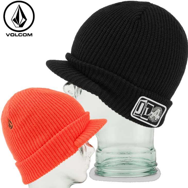VOLCOM ボルコム ニット帽 ビーニー 21-22 メンズ JLA BEANIE 新色追加 VISOR 予約販売品 J5852207 11月末入荷予定 ship1 待望