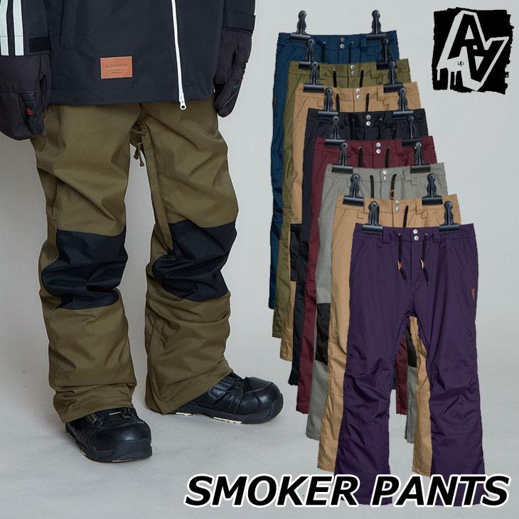 ダブルエー 20-21 市場 AA ウエアー SNOW WEAR ウェア ship1 メンズウエアー PANTS 返品種別OUTLET スモーカーパンツ 人気ブランド多数対象 SMOKER