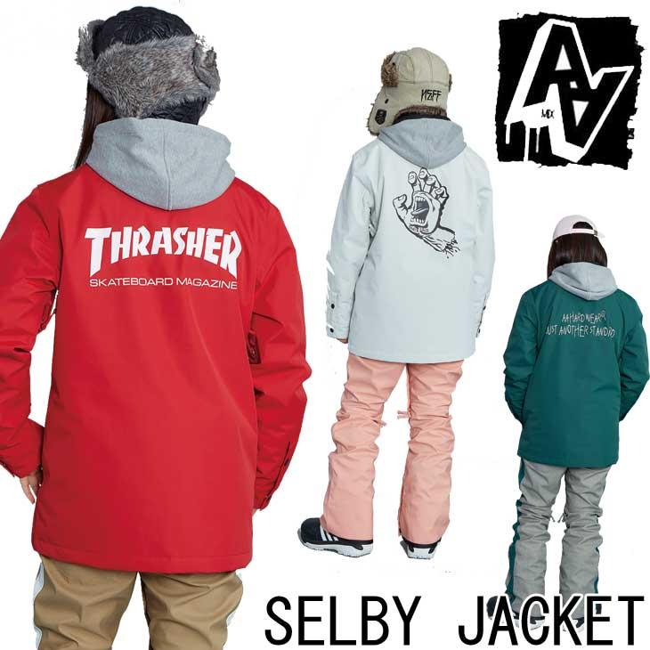19-20 AA ダブルエー レディース ウェアー 【SELBY JACKET 】 セルビー ジャケット スノーボード SNOW WEAR  ship1【返品種別OUTLET】