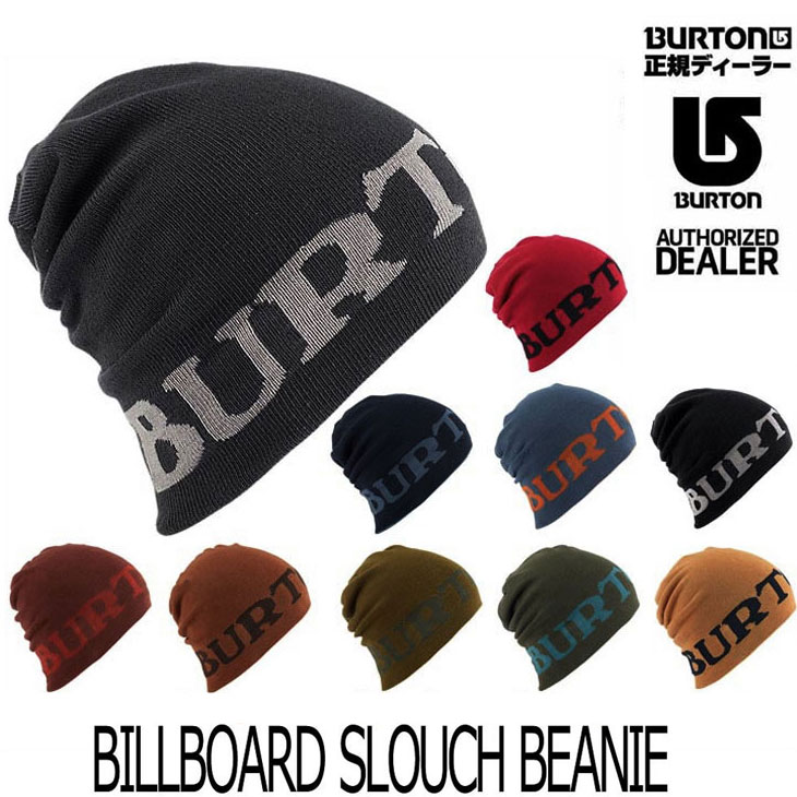 Flea  16-17 BURTON Burton MENS men s snowboard Beanie hat