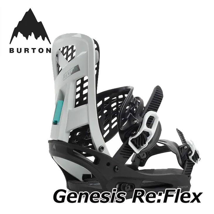 2020-2021 BURTON 完全送料無料 binding バインディング 20-21 バートン メンズ 日本正規品 Genesis ビンディング ジェネシス ship1 今ダケ送料無料 返品種別OUTLET Re:Flex