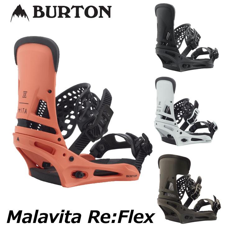 19-20 BURTON バートン メンズ ビンディング 【Malavita Re:Flex 】 【日本正規品】 ship1【返品種別OUTLET】