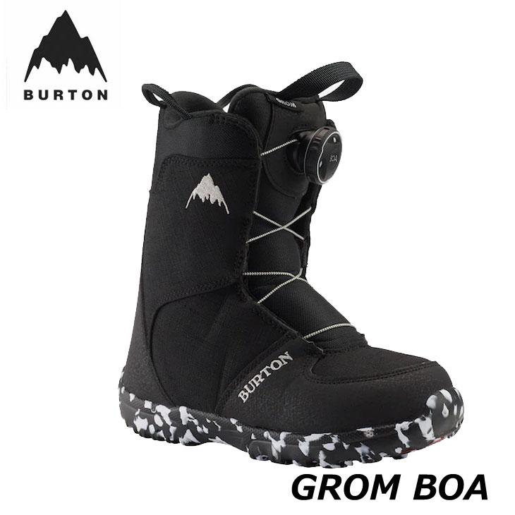 2020-2021 BURTON boots スノーボード 子供用 20-21 バートン ship1 ブーツ お求めやすく価格改定 キッズ 年間定番 GROM グロムボア日本正規品 BOA 返品種別OUTLET