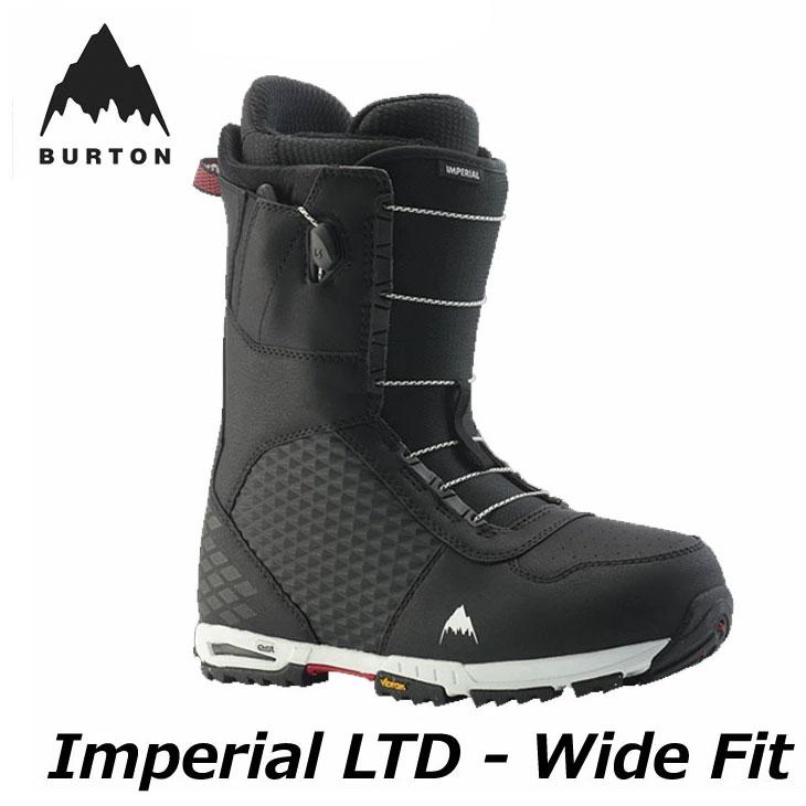 2020-21 BURTON バートン ブーツ 20-21 開催中 高品質新品 メンズ Imperial 日本正規品 LTD ship1 Fit 返品種別OUTLET Wide