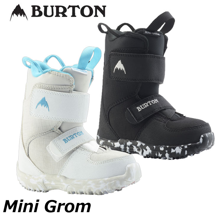 19-20 BURTON バートン キッズ ブーツ 【Mini Grom 】 【日本正規品】 ship1【返品種別OUTLET】