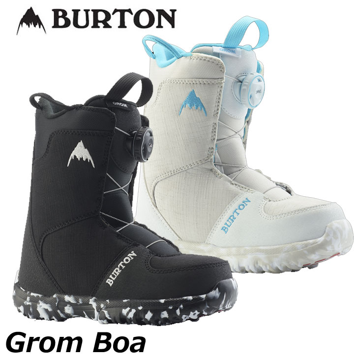 19-20 BURTON バートン キッズ ブーツ 【Grom Boa 】 【日本正規品】 ship1【返品種別OUTLET】