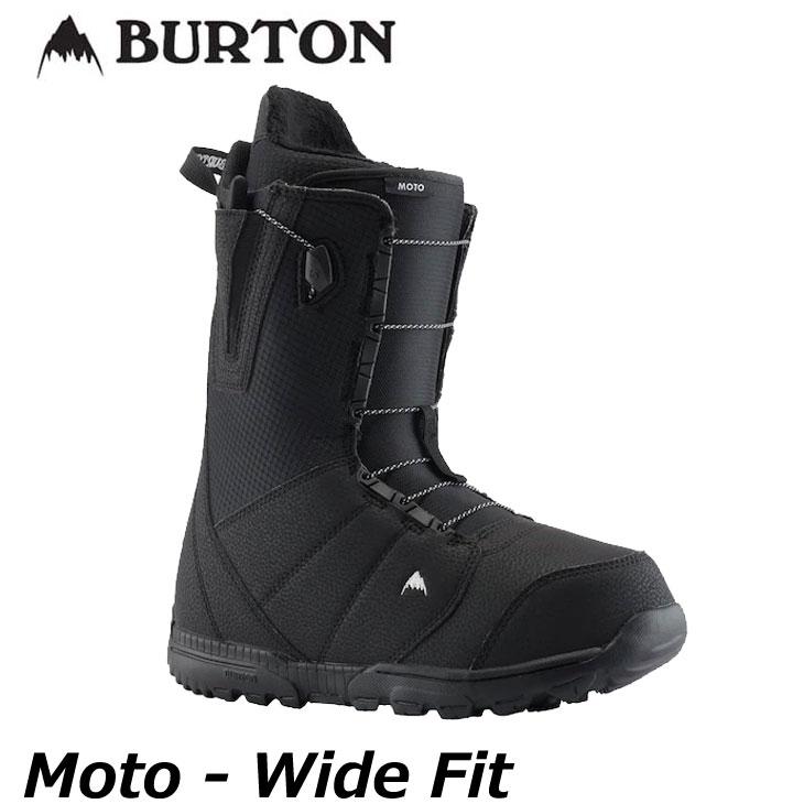 19-20 BURTON バートン メンズ ブーツ 【Moto Wide fit 】 【日本正規品】 ship1【返品種別OUTLET】