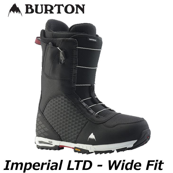 2019-20 BURTON boots スノーボード スピードレースタイプ 19-20 BURTON バートン メンズ ブーツ 【Imperial LTD Wide Fit 】 【日本正規品】 ship1