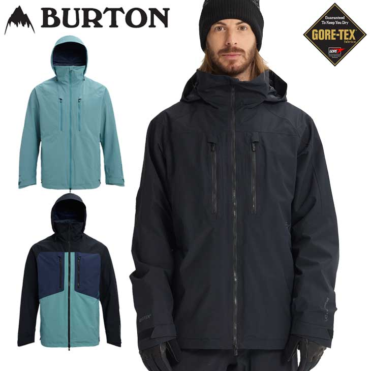 18-19 BURTON バートン メンズ ウエア スノーボード ゴアテックス ak Gore-Tex Swash Jacket ジャケット ship1【返品種別OUTLET】