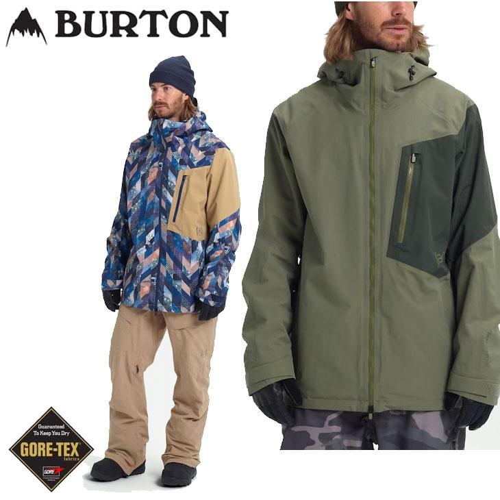18-19 BURTON バートン メンズ ウエア スノーボード ゴアテックス ak Gore-Tex Cyclic Jacket ジャケット ship1【返品種別OUTLET】