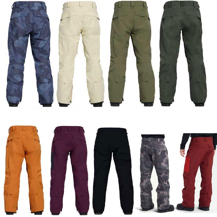 18 19 BURTON バートン メンズ ウエア スノーボード ゴアテックス ak Gore Tex Cyclic Pant パンツ ship1【返品種別OUTLET】 Flea フレア