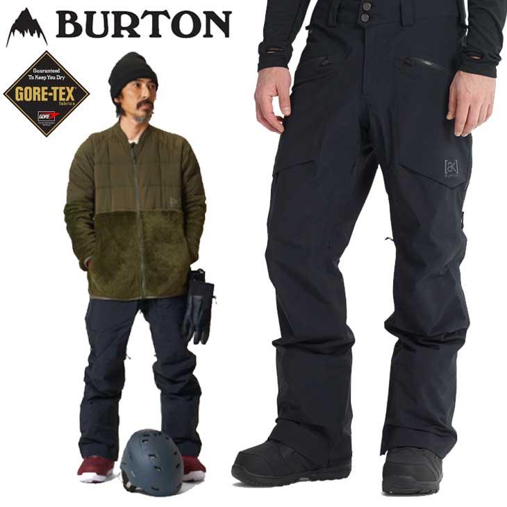 18-19 BURTON バートン メンズ ウエア スノーボード ゴアテックス ak Gore-Tex Hover Pants ship1【返品種別OUTLET】