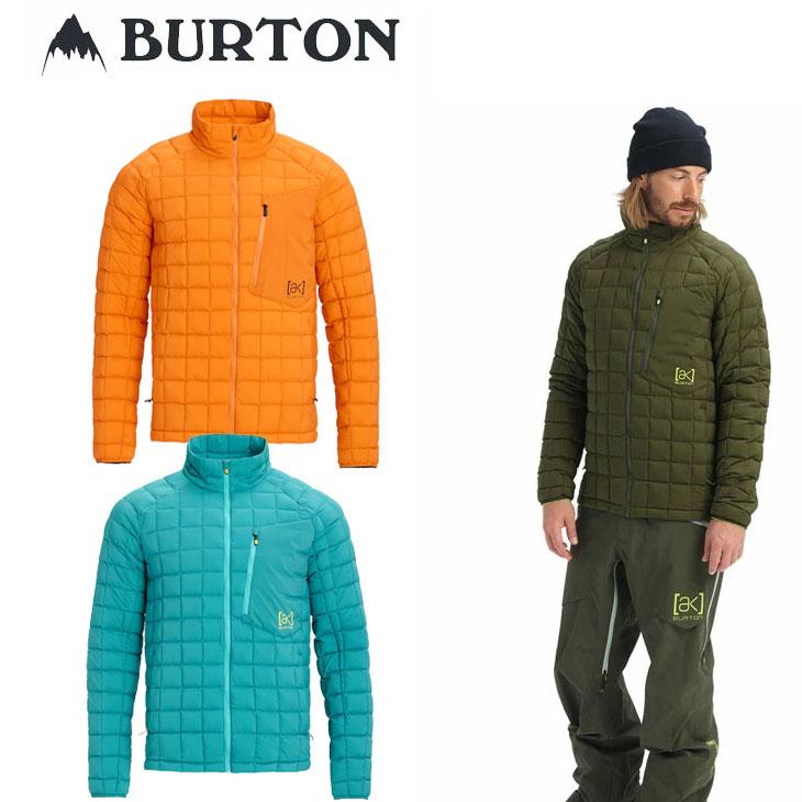 19-20 BURTON バートン Mens [ak] BK Lite Insulator ウエアーインナー ダウン ship1【返品種別OUTLET】