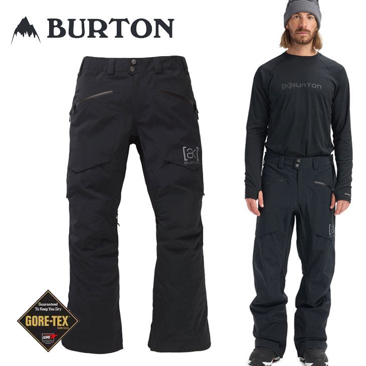 19-20 BURTON バートン メンズ ウエア スノーボード ゴアテックス ak Gore-Tex 3L PRO Hover Pantパンツ ship1【返品種別OUTLET】