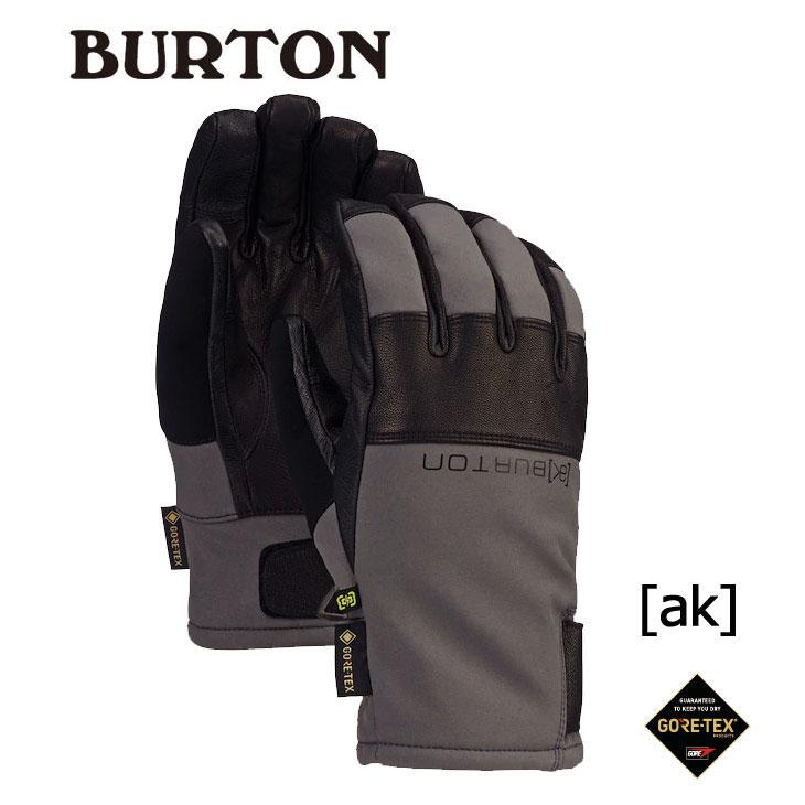 19-20 BURTON バートン メンズ グローブ Burton[ak]GORE TEX Clutch Gloveゴア 【返品種別OUTLET】