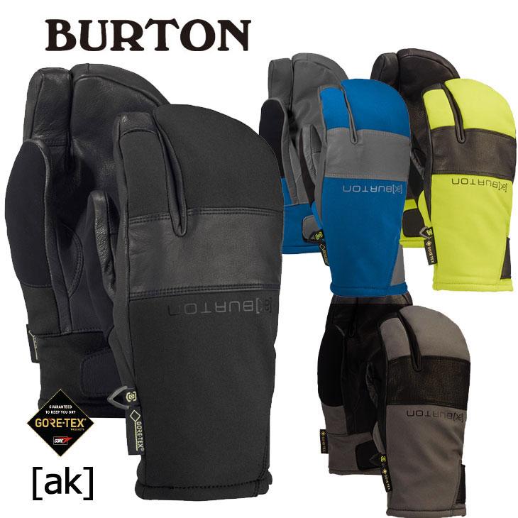 19-20 BURTON バートン メンズ グローブ Burton [ak ] GORE TEX Clutch Mitten ミットゴア 【返品種別OUTLET】