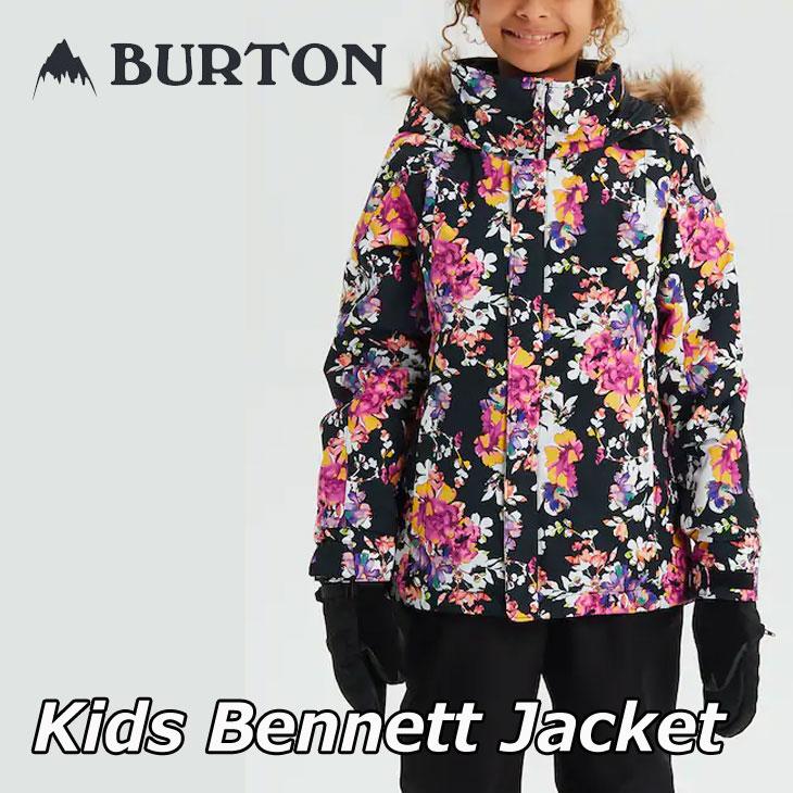 19-20 BURTON バートン キッズ スノーボード ジャケット Girls【Bennett Jacket 】(110/126/140/150/164) 日本正規品【返品種別OUTLET】