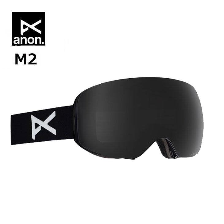 18-19 ANON アノン ゴーグル Men's Anon Polarized M2 Goggle - ASIAN FITスペアレンズ付き ship1【返品種別OUTLET】