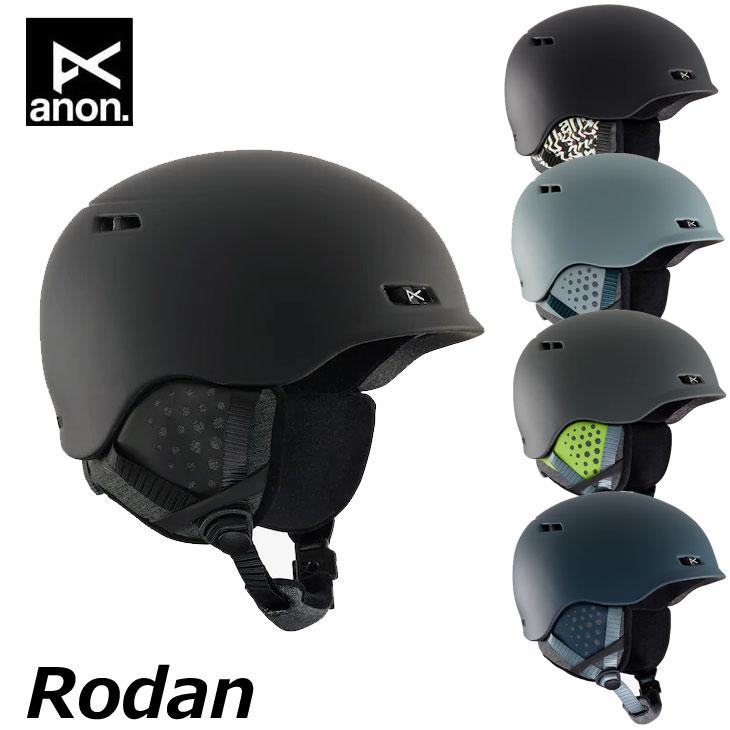 19-20 ANON アノン メンズ ヘルメット Rodan ロダン Helmet Anon ship1【返品種別OUTLET】