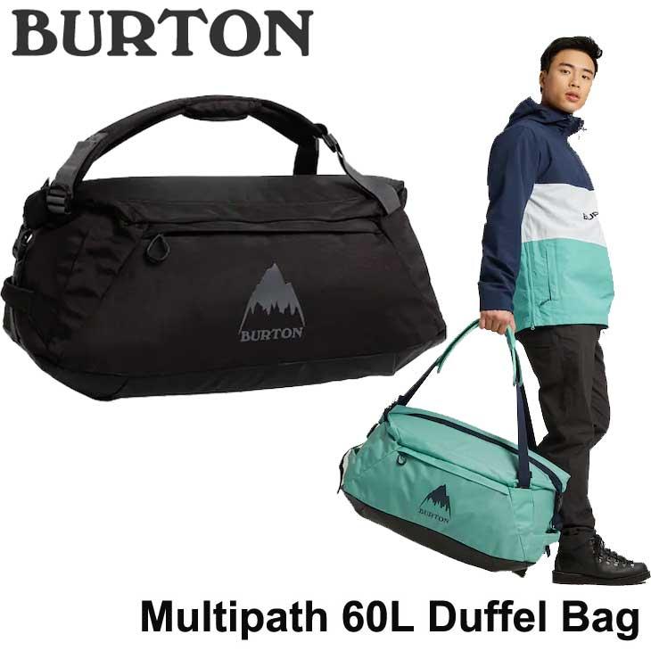 BURTON バートン メンズ 2020年春夏 トラベルバッグMultipath 60L Duffel Bag ダッフルship1