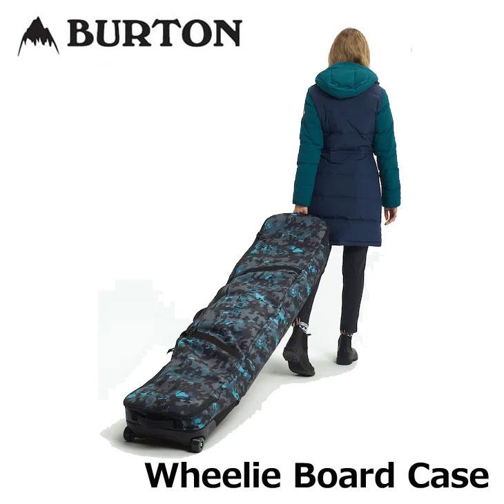 19-20 BURTON バートン ボードケース FALL WINTER Wheelie Board Case Board Bag バッグ ship1