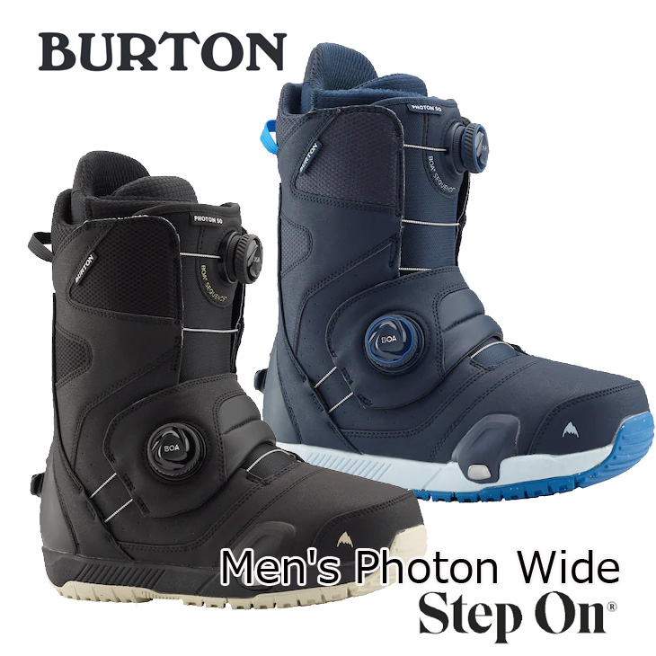 BURTON 話題のステップオン Step On 購入 専用BAG付き 19-20 バートン ステップオン ブーツ Boot Mens Snowboard Photon 返品種別OUTLET ship1 日本正規品 メンズ Wide メーカー在庫限り品