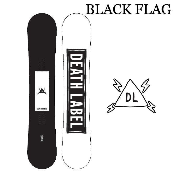 19-20 DEATH LABEL デスレーベル BLACK FLAG ブラックフラッグ ship1【返品種別OUTLET】