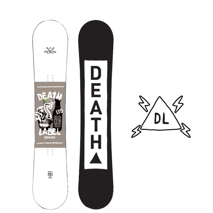 19-20 DEATH LABEL デスレーベル DEATH SERIES LTD デスシリーズ リミテッド 予約販売品 ship1