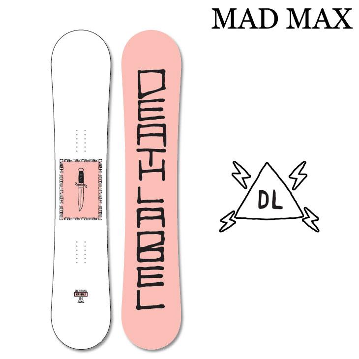 19-20 DEATH LABEL デスレーベル MAD MAX マッドマックス ship1【返品種別OUTLET】