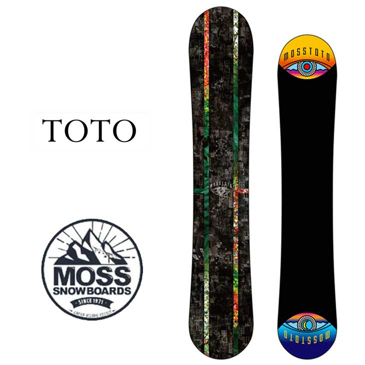 19-20 moss snowboards モス TOTO トト ship1【返品種別OUTLET】