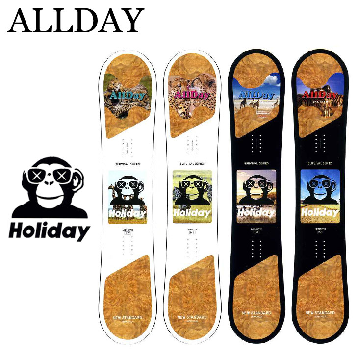 19-20 HOLIDAY ホリデイ ALL DAY オールデイ 【返品種別OUTLET】
