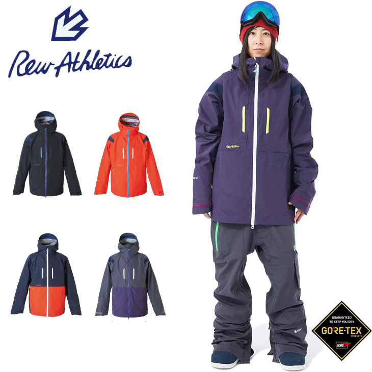 19-20 REW アールイーダブリュー SNOW WEAR ウエアー REALITY JACKET 18 ship1【返品種別OUTLET】【返品種別OUTLET】