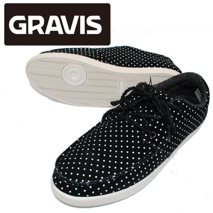 GRAVIS (グラビス )メンズ シューズ 【SKIPPER LX 】カラー【BLACK】スニーカー 靴 【返品種別】