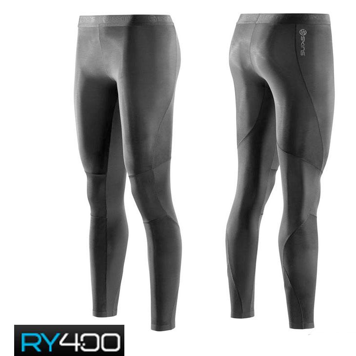 skins RY400 ウイメンズ ロングタイツ (スキンズ )レディース・女性用 K480010001D コンプレッション インナー リカバリー ship1
