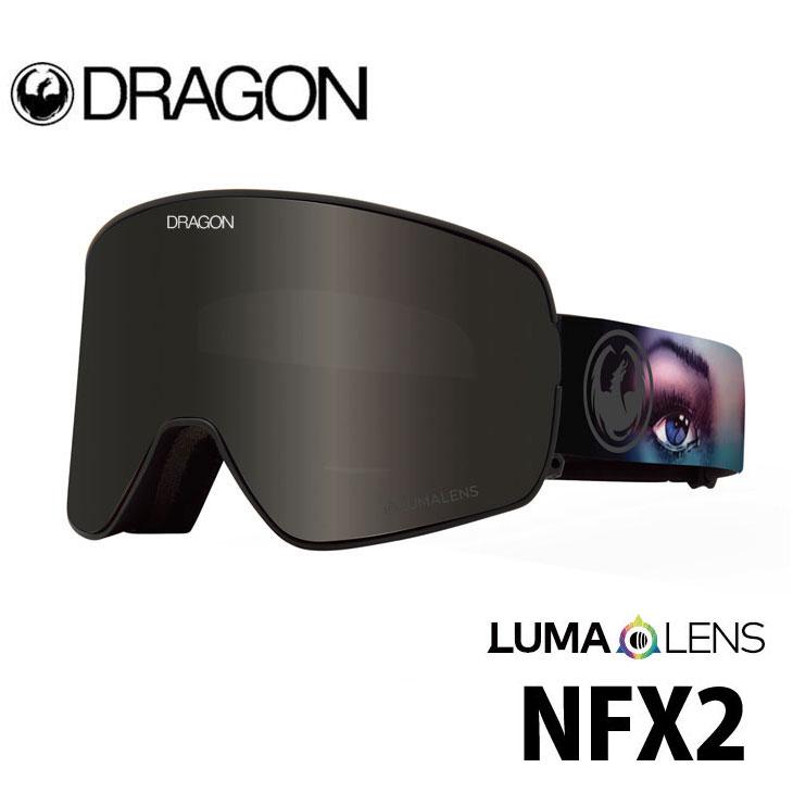 19-20 DRAGON ドラゴン ゴーグル 【NFX2 】BLAKE PAUL ブレイク・ポール ルーマレンズ ship1