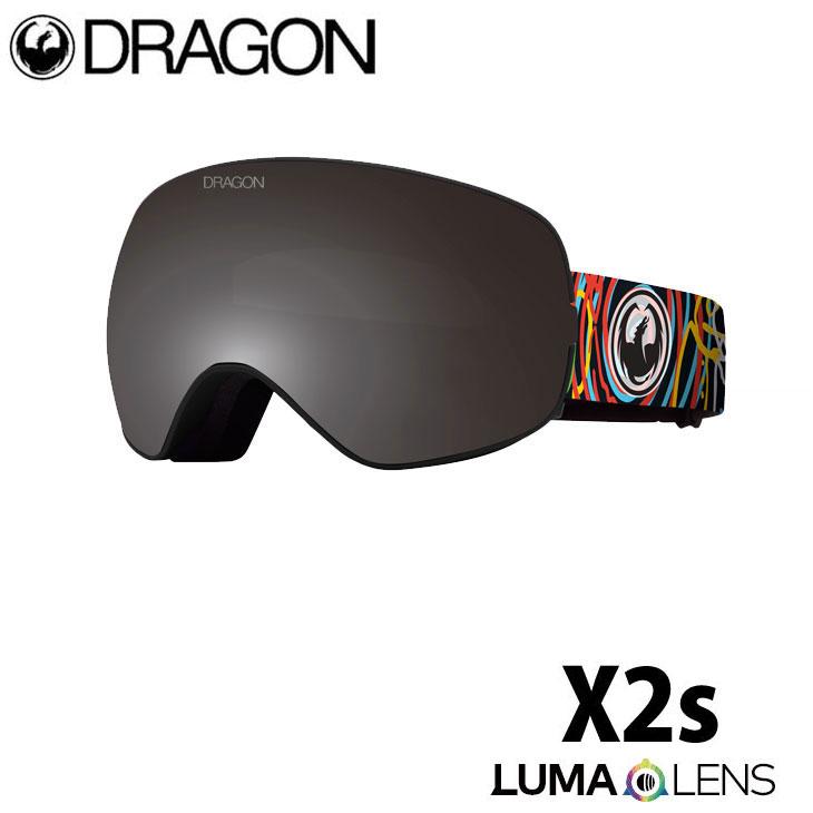 19-20 DRAGON ドラゴン ゴーグル 【X2s 】GIGI RUF ギギラフシグネチャー ルーマレンズ ship1 【返品種別OUTLET】