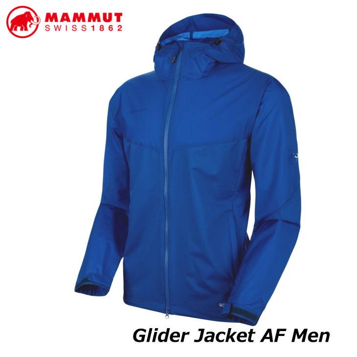 MAMMUT マムート ハイキング ジャケット メンズ Glider Jacket AF Men 正規品