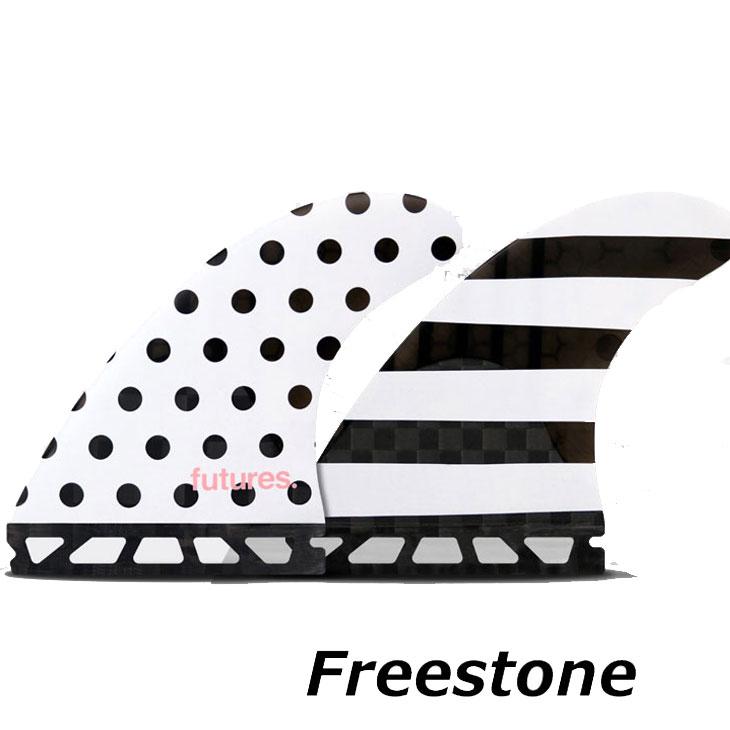 フューチャーフィン FUTURES FIN サーフボード フィン 【FREESTONE V2 RTM HEX】JACK FREESTONE ハニカム THRUSTER(3本) 正規品 ship1