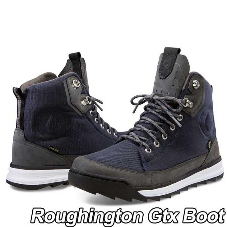 volcom ボルコム スニーカー メンズ 【Roughington Gtx ゴアテックス Boot 】カラー【MIDNIGHT BLUE 】 シューズ 靴 【返品種別】