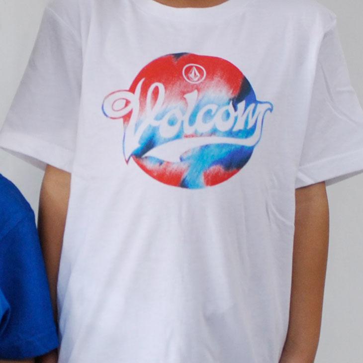 Flea | Rakuten Global Market: VOLCOM Volcom kids tee [Volcom Tshirt ...