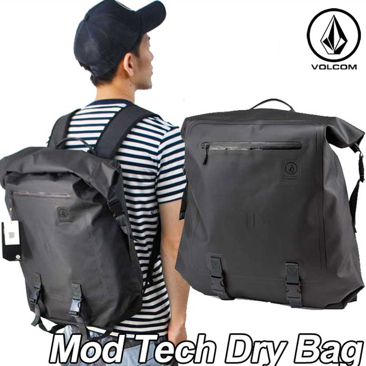 VOLCOM ボルコム リュック メンズ 【Mod Tech Dry Bag 】デイパック 防水 BAG VOLCOM バッグ【返品種別OUTLET】