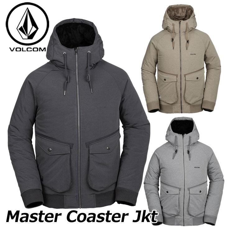 volcom ボルコム ジャケット Master Coaster Jkt メンズ A1731802 【返品種別OUTLET】